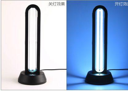 38W UV disinfection quartz lamp sterilizer portable mite remote control ozone sterilization home ultraviolet lamp  4