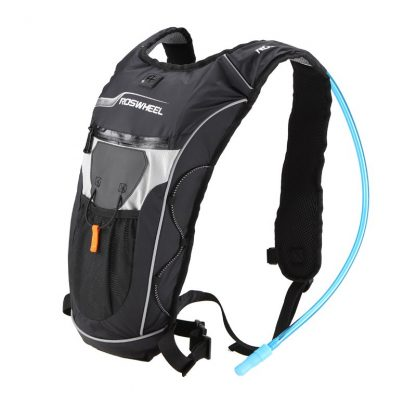 Running Backpack 2L Water Bag Cycling Ride Water Bag Pack Hiking Hydration Backpack Camelback with Bladder  2
