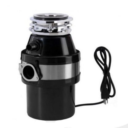 Kitchen garbage processor disposal crusher electric food waste disposers Stainless steel sink Grinder material with air switch 4