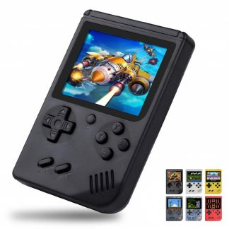 Retro Video Game Console 8 Bit Mini Pocket Handheld Game Player Built-in 168 Classic Games Best Gift for Child Nostalgic Player