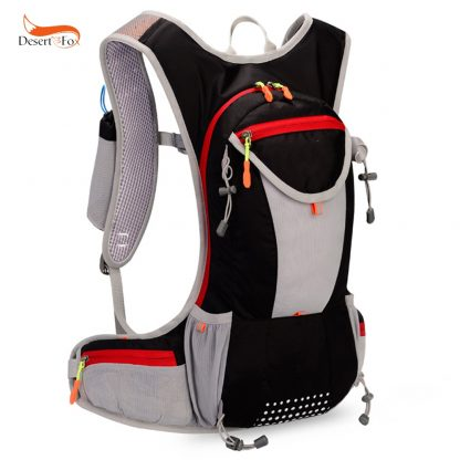 7 Color 15L Outdoor Bags Hiking Backpack Vest Marathon Running Cycling Backpack For 2L Water Bag Hiking Camping
