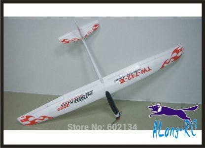 EPO plane  RC airplane RC   HOBBY TOY  GLIDER plane  6 channel   WINGSPAN 2000MM PHOENIX 2000 (TW742-3) (KIT SET or PNP set) 3