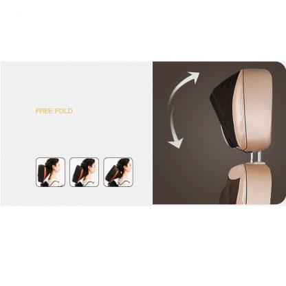 Cervical Massager Neck Waist Back Leg Massage Pad Body Multifunctional Pillow Massage Chair Home Gift Festival 4