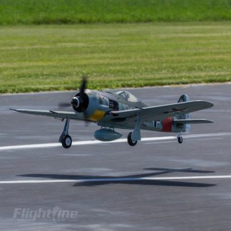 Flightline Freewing rc airplane warbird 1.1m FW190 FW-190 PNP
