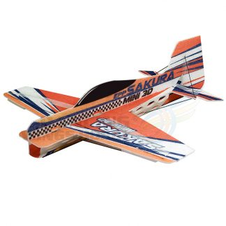DW Hobby EPP 3D RC Airplane Sakura Glider Toy Planes Remote Control Airplane 451mm Wingspan Unassembled Kits