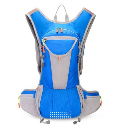 7 Color 15L Outdoor Bags Hiking Backpack Vest Marathon Running Cycling Backpack For 2L Water Bag Hiking Camping 2