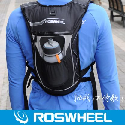 Running Backpack 2L Water Bag Cycling Ride Water Bag Pack Hiking Hydration Backpack Camelback with Bladder  1