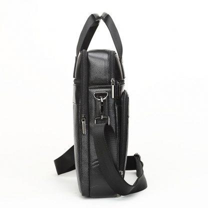 MEIGARDASS Genuine Leather Business Men Briefcase Men's Handbags Office Laptop Bag Male Casual Shoulder Computer Messenger Bags 4