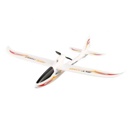 WLtoys F959 RC Airplane Fixed Wing 2.4G Radio Control 3 Channel RTF SKY-King Aircraft with Foldable Propeller Kids RC Drone Toy