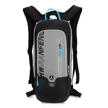 Outdoor Running Cycling Backpack 2L Bladder Water Bag Sports Camping Hiking Hydration Backpack Riding Camelback Bag + Water bag 3
