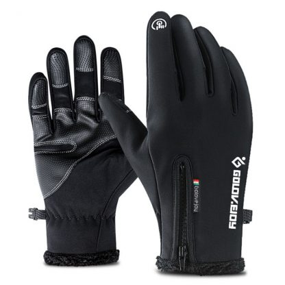 Professional Touch Screen Equestrian Rider Gloves Men Women Child Horse Riding Gloves Size S/M/L/XL/XXL Black and Gray 2