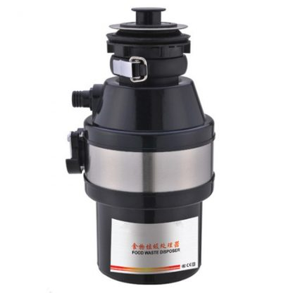 Kitchen garbage processor disposal crusher electric food waste disposers Stainless steel sink Grinder material with air switch 2