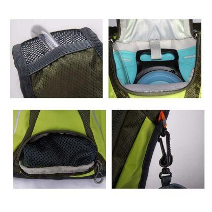 ANMEILU 2L Water Bags 5L Cycling Backpack Men Women Waterproof Outdoor Sports Bag Hydration Climbing Running Baddler 4