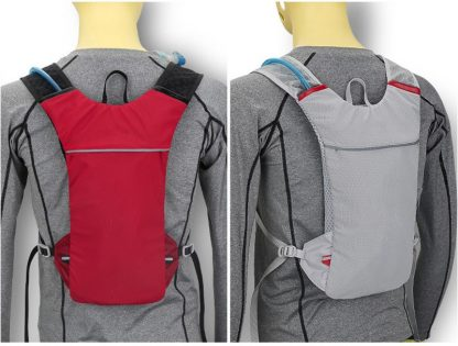 New Marathon Water Bag Polyester Hydration Backpack Off-road Run Jogging Vest Style Outdoor Sports Cycling Racing 3 Color 3