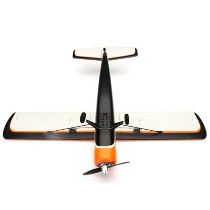 2018 New XK DHC-2 DHC2 A600 5CH 3D 6G System Brushless Motor RC Airplane Compatible for Futaba RTF Mode 1/2 Rolling 3
