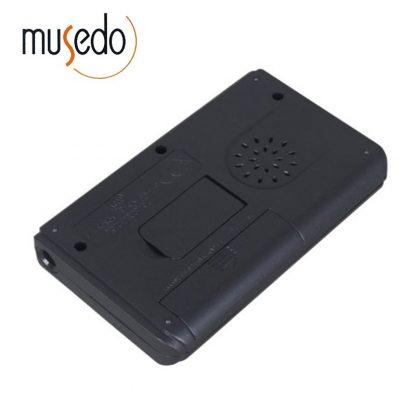 Musedo MT-40 Guitar Tuner Electronic Digital 3 in 1 LCD Guitar/bass/violin/ukulele Tuner Metronome Tone Generator Tuner Clip 2