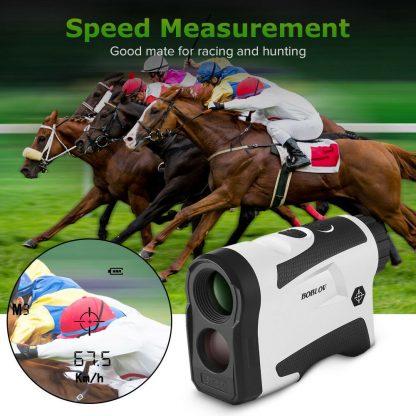 Boblov Laser Rangefinders Laser 600M Distance Meter LF600AG Golf Binoculars Meter Tester Telemetro 2