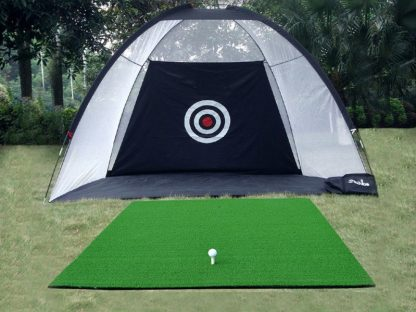 300cm*200cm*180cm Golf Training Target net Indoor Outdoor Foldable Golf Hitting Cage Garden Practice Golf Equipment B81704 1