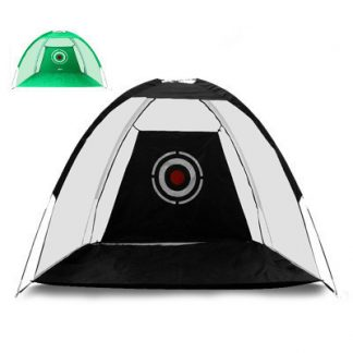 300cm*200cm*180cm Golf Training Target net Indoor Outdoor Foldable Golf Hitting Cage Garden Practice Golf Equipment B81704