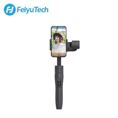 페이유 짐벌 스태빌라이저 스마트폰 유튜브 개인방송용 3축 짐발 디지털FeiyuTech Vimble 2 Feiyu 3-Axis Handheld Gimbal Smartphone Stabilizer Extendable Pole Tripod for iPhone X 8 XIAOMI Samsung 1