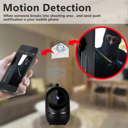 무선 와이파이 카메라 스마트 자동추적 CCTV1080P Wireless IP Camera Cloud Wifi Camera Smart Auto Tracking Human Home Security Surveillance CCTV Network 3