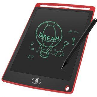 미니 전자칠팔Mini Board Electronic Blackboard 8.5 Inch for Girls Boy LCD Tablet Magnetic Chalkboard Digital Bulletin Writing Board Flip Chart