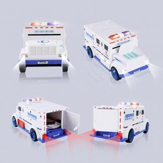 Car Piggy Bank Digital Kids Toy Money Box Saving Deposit Boxes Electronic Tirelire Enfant Children Cash Coin Safe Truck C00127