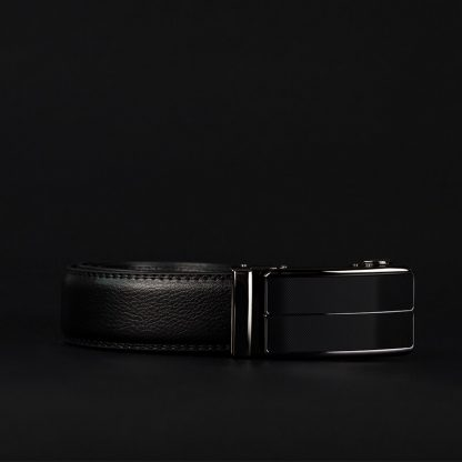 COWATHER New Arrival  cow genuine leather men's belt cowhide strap for male automatic buckle belts for men alloy buckle belts 3