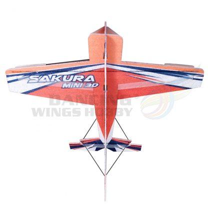 DW Hobby EPP 3D RC Airplane Sakura Glider Toy Planes Remote Control Airplane 451mm Wingspan Unassembled Kits 1