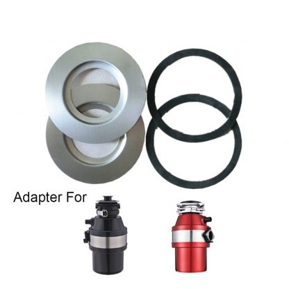 6KG/1L Capacity Food Garbage Disposal Crusher Waste Disposers Stainless steel Grinder Kitchen appliances Germany Technology