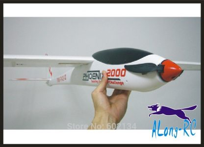 EPO plane  RC airplane RC   HOBBY TOY  GLIDER plane  6 channel   WINGSPAN 2000MM PHOENIX 2000 (TW742-3) (KIT SET or PNP set) 2