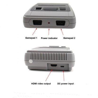 620/621 Games Childhood Retro Mini Classic 4K TV AV/HDMI 8 Bit Video Game Console Handheld Gaming Player Christmas Gift 2