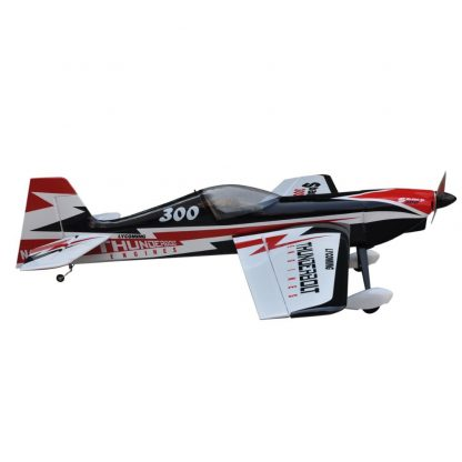 Flight Sbach 300 55inch 3D Electric Balsa Wood 3D Flying RC Fixed Wing Airplane Model 2