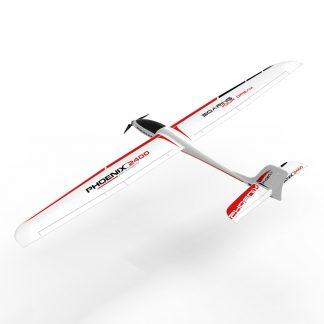 High Quality Volantex 759-3 2400 2400mm Wingspan EPO RC Glidering Airplane KIT/PNP For Kids Gift
