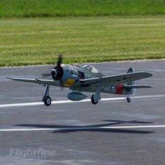 Flightline Freewing rc airplane warbird 1.1m FW190 FW-190 PNP