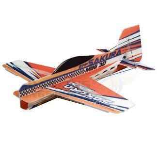 DW Hobby EPP 3D RC Airplane Sakura Glider Toy Planes Remote Control Airplane 451mm Wingspan Unassembled Kits