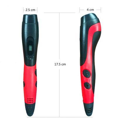 3d pen 3d pens,1.75mm ABS/PLA Filament,3 d pen 3d model,Creative 3d printing pen,new Year gift christmas presents birthday gifts 5