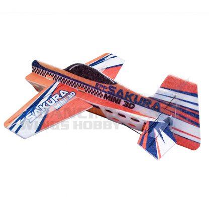 DW Hobby EPP 3D RC Airplane Sakura Glider Toy Planes Remote Control Airplane 451mm Wingspan Unassembled Kits 2