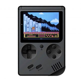 FC Video Rechargeable Game Player Kids Gift Pocket Game Console Built-in 400 Games Handheld Retro 3.0