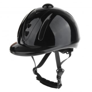 Adjustable Equestrian Safety Helmet Outdoor Horse Riding Protective Hat for Men Women
