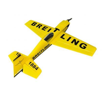 Flight Sbach 300 55inch 3D Electric Balsa Wood 3D Flying RC Fixed Wing Airplane Model 4