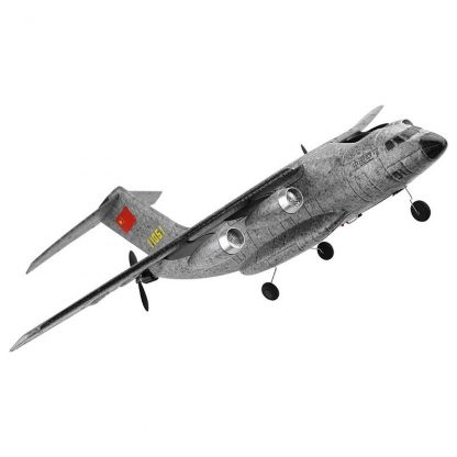 XK A130-Y20 RC Airplane 2.4G 3CH 500mm Wingspan EPP RTF Built-in Gyro Model Flying Outdoor Toys  Fixed Wing Aircraft 3