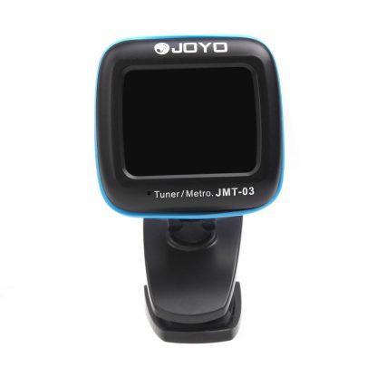 JOYO JMT-03 Portable Guitar Tuner Metronome Digital Tuner Clip Mic for Chromatic Guitar Bass Ukulele Violin 2