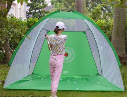 300cm*200cm*180cm Golf Training Target net Indoor Outdoor Foldable Golf Hitting Cage Garden Practice Golf Equipment B81704 3