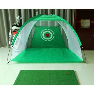 Foldable Outdoor Indoor Golf Net Cage Golf Hitting Net Pop Up Driving Chipping Practice Net Training Aid