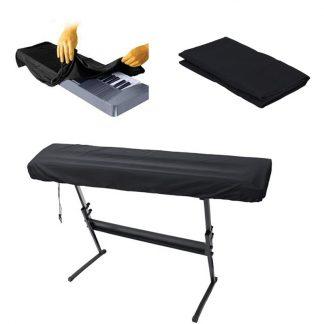 88 Key / 61 Key Electric Digital Piano Keyboard Cover Dustproof Elastic Adjustable Full Closed Cover