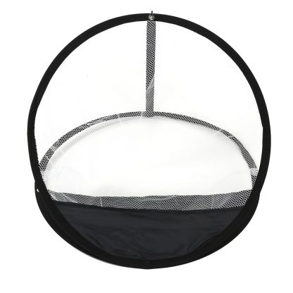 1pcs Black Portable Pop Up Golf Chipping Pitching Practice Net Training Aid Tool Golf Accessories 2