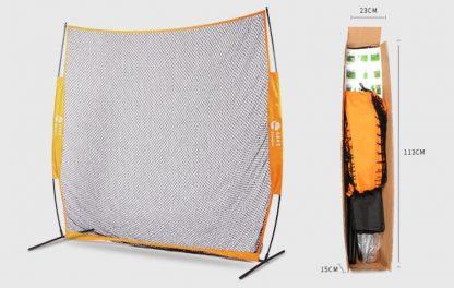 7*7ft Golf Training net golf Practice net Golf baffle net backstop