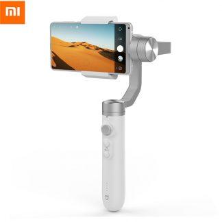스마트폰 짐벌 스태빌라이저 샤오미 짐발 3축 Xiaomi Mijia 3 Axis Handheld Gimbal Stabilizer 5000mAh Battery For Action Camera And Phone Stabilizer Xiaomi SJYT01FM
