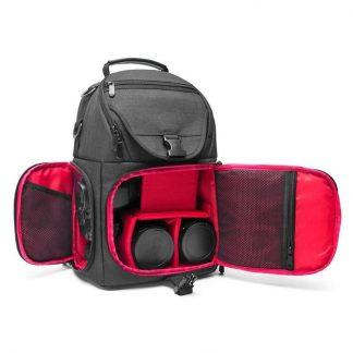 방수 DSLR 보관 및 이동용 백팩Camera Bag Backpack Waterproof Camera Video Storage Shoulder Crossbody Bag Carrying Backpack Case for DSLR Camera